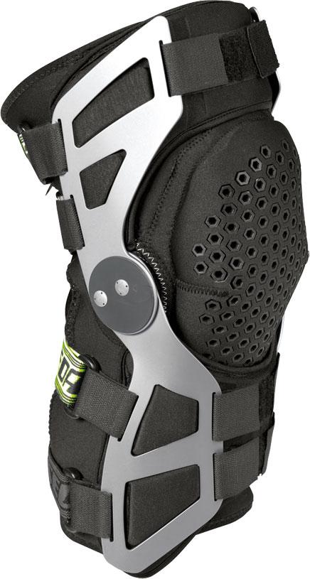 Hybrid Dainese Knee Knee Brace Black