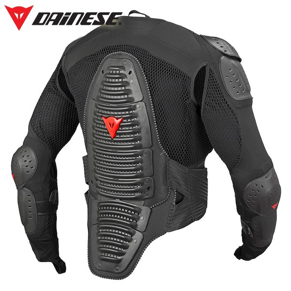 Pettorina completa Dainese Light Wave 2 Nero