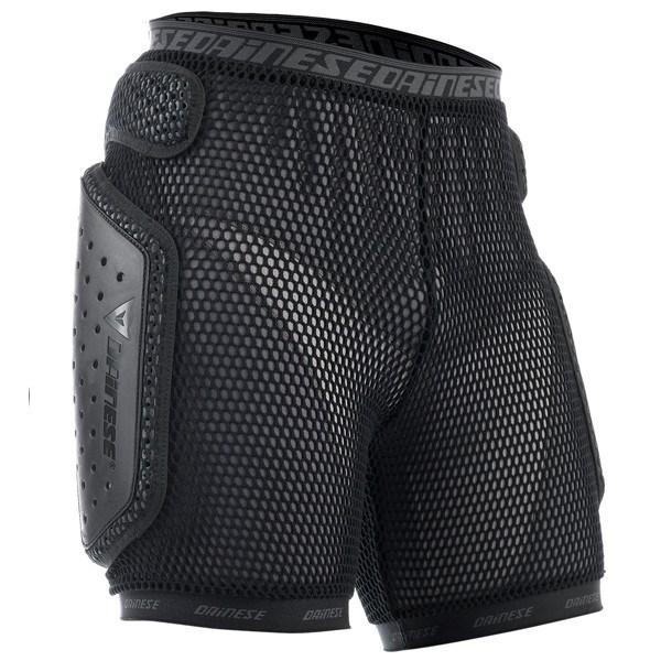 Pantaloncini protettivi Dainese Hard Short E1 Nero