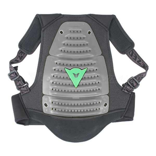 Protezione schiena bambino Dainese Spine Boy 2 Titanio