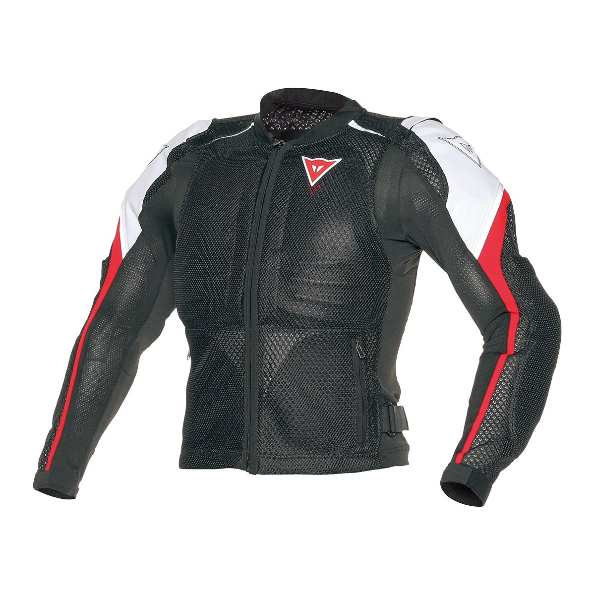 Giacca moto estiva Dainese Sport Guard Nero Bianco