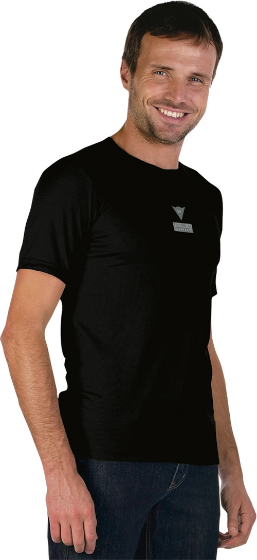 Dainese Race Coolmax Tee black