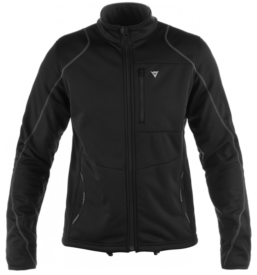 Felpa anti-vento Dainese NO-WIND LAYER Nero