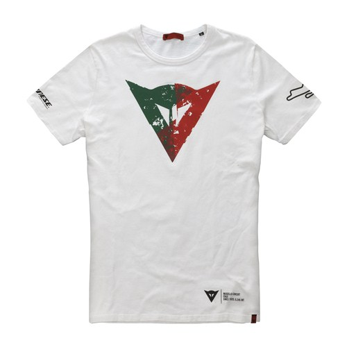 T-Shirt Dainese Flag Mugello