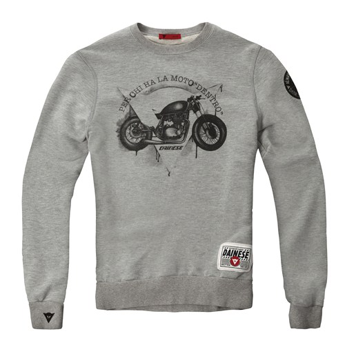 Dainese Dark Custom pull grey
