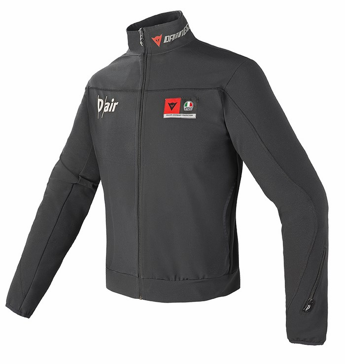 Sweater Fleece Tundra Dainese Evo Black