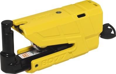 Bloccadisco Abus Granit Detecto X-Plus 8077 giallo Livello 18