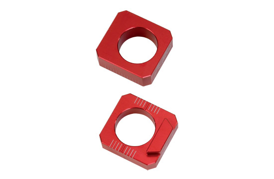 Chain adjuster Suzuki Red Kite