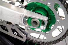 Registro tendicatena Kite KTM Arancio