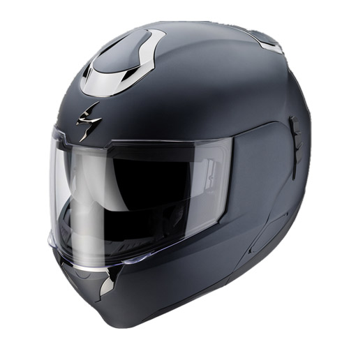 Casco modulare Scorpion Exo 900 Air Blu Opaco