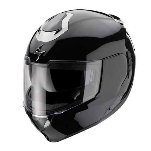 Scorpion Exo 900 Air flip off helmet Black