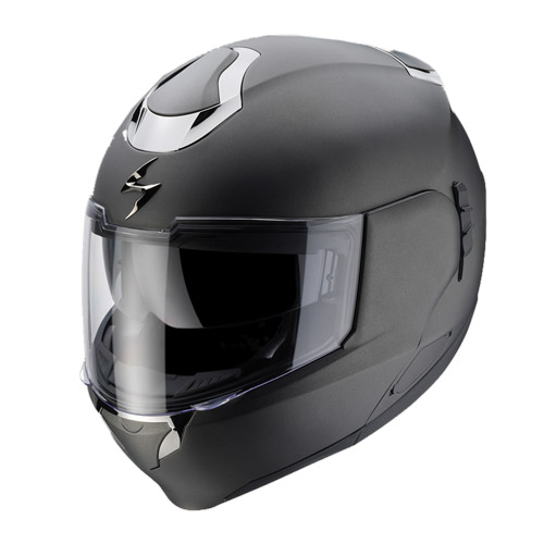 Casco modulare Scorpion Exo 900 Air Antracite Opaco
