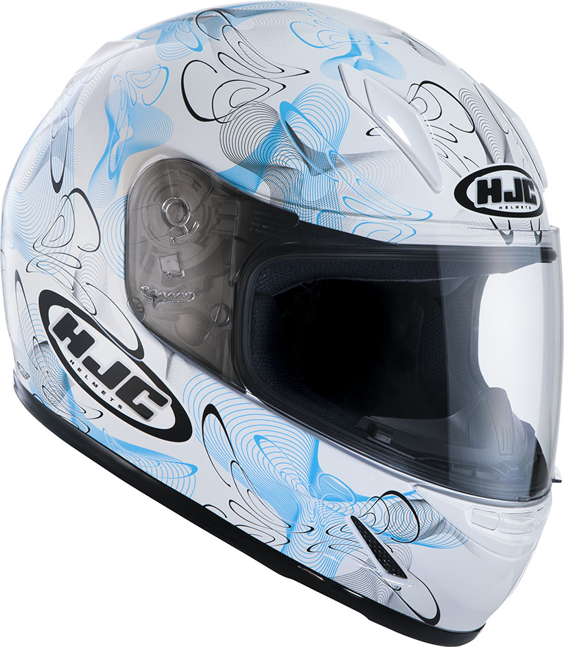 Casco integrale bambino HJC CLY Tableau MC2