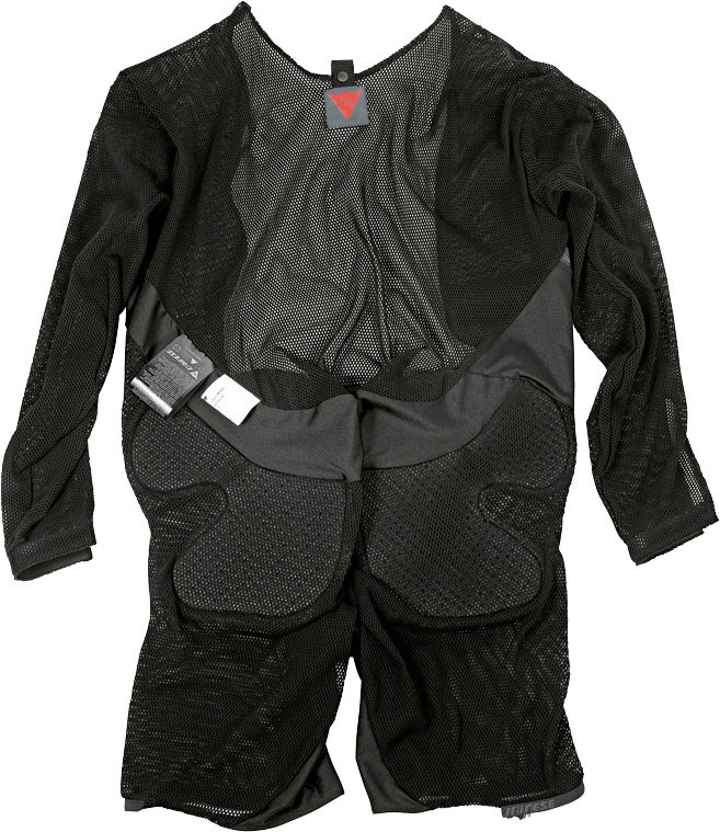 Cotton lining for Coverall Dainese Laguna Pro Black