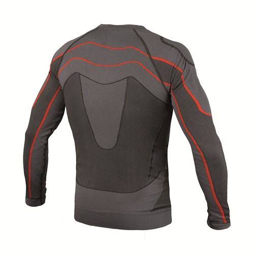 Dainese Evolution Warm shirt black-anthracite