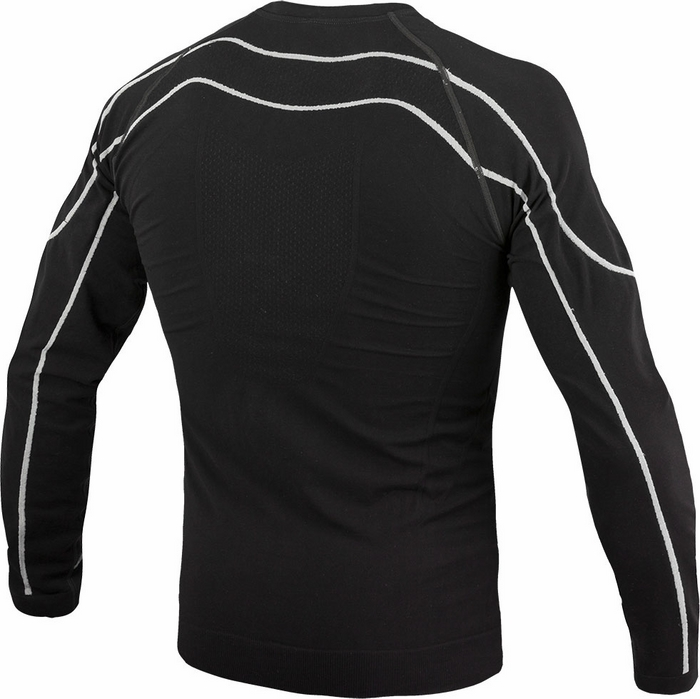 Knitted underwear Dainese Dynamic-Cool LS Black