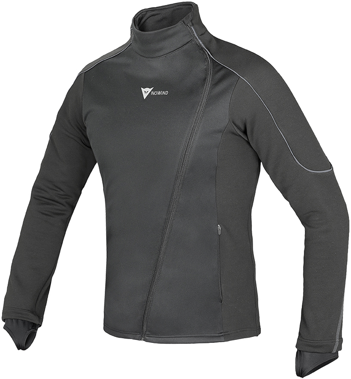 Dainese D-Mantle Fleece WS underwear Black Antracite
