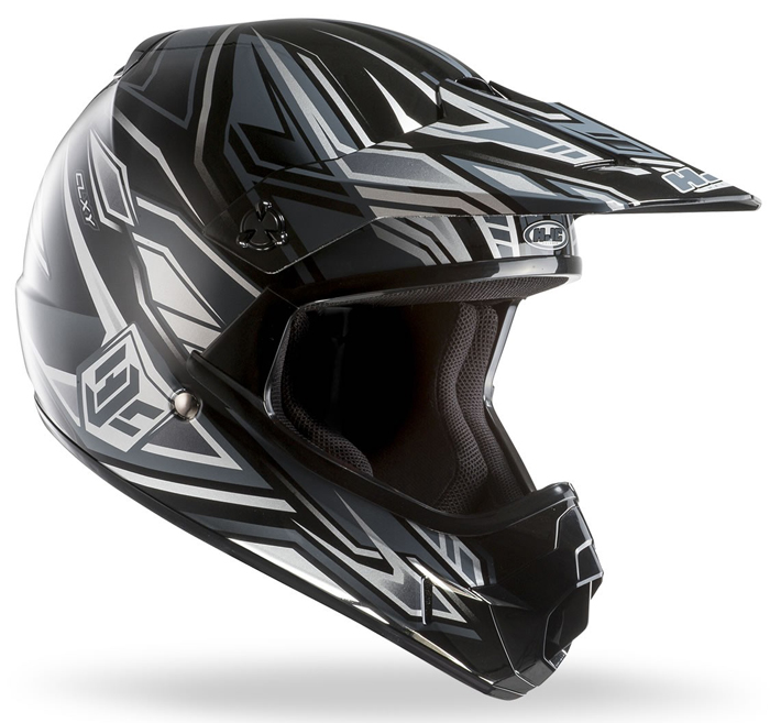 Cross helmet HJC child CLXY Fulcrum MC5