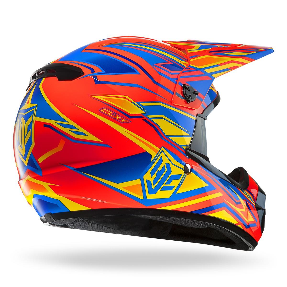 HJC CLXY cross kid helmet Fulcrum MC6