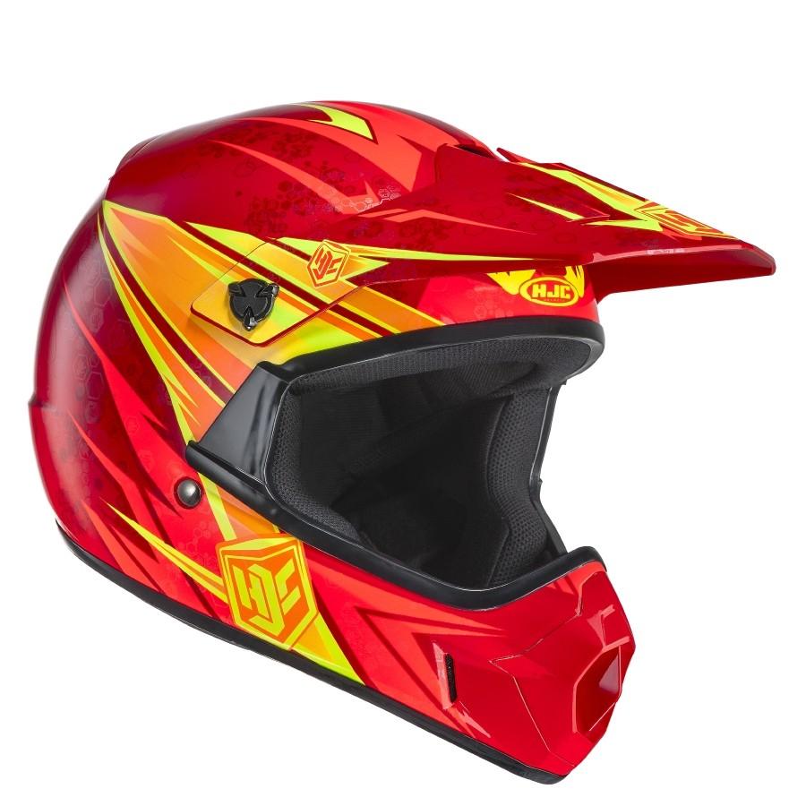 HJC CLXY cross kid helmet Ridge MC1