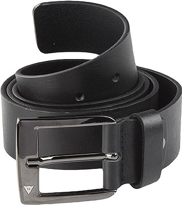 Dainese Leather Belt Black