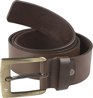 Dainese Leather Belt Brown