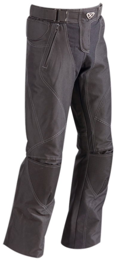 Ixon LUNA STAR woman trousers Black - Confort Sizes