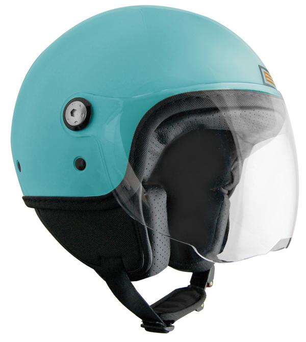 Origine Mio jet helmet Acquamarina