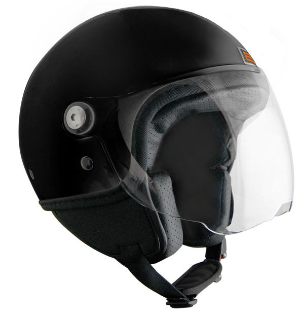 Origine Mio jet helmet Matte Black