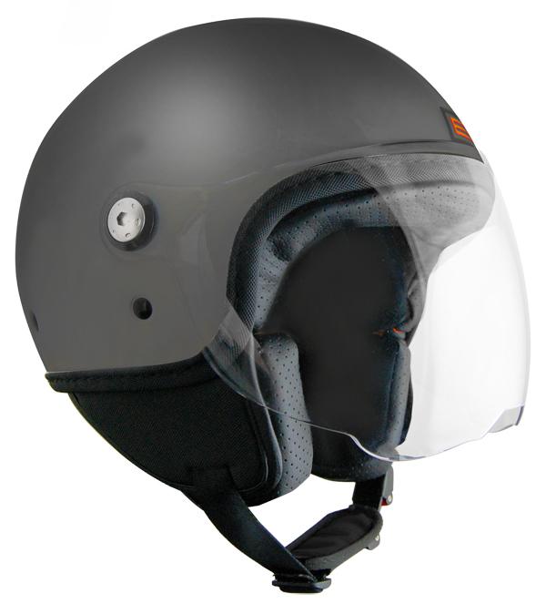 Origine Mio jet helmet Matte Silver