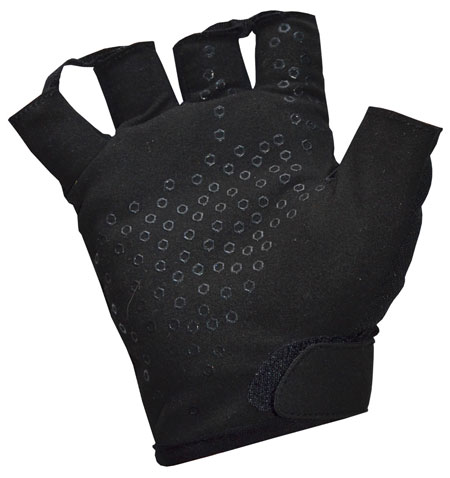 Summer gloves half finger Jollisport Joe Black
