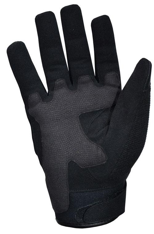 Gloves Grip black summer Jollisport