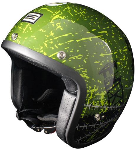 Origine Primo Steve Jet Helmet