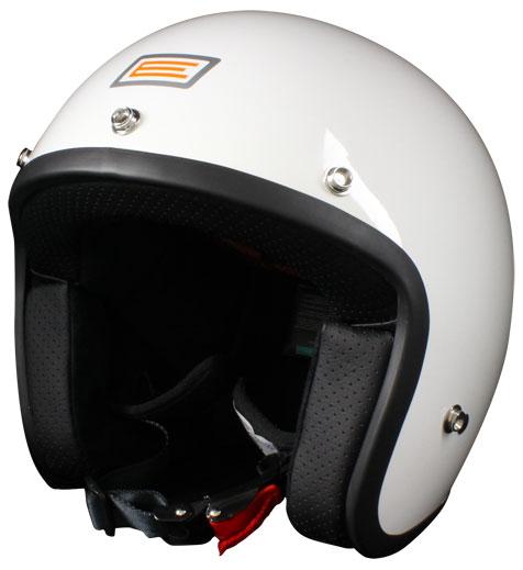 First White Jet Helmet Source