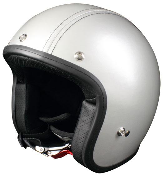 Origine Primo Classico Jet Helmet Silver