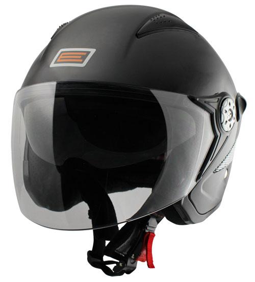 Origine Falco Jet Helmet Matte Black