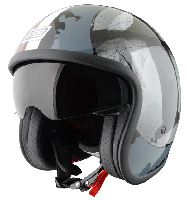 Jet Helmet Source Sprint N1