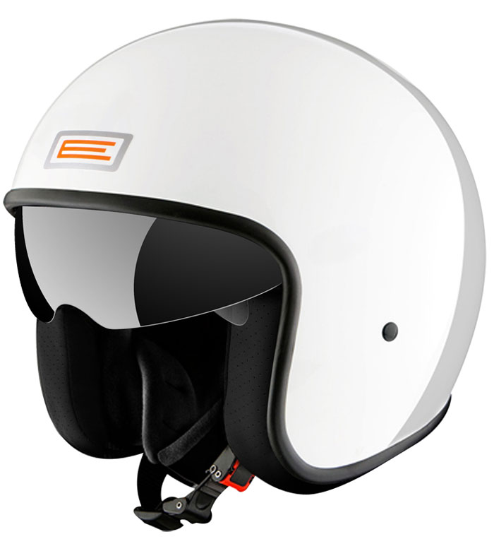 Origine Sprint Jet Helmet Gloss White