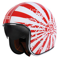 Casco jet Origine Sprint Japanese Bobber