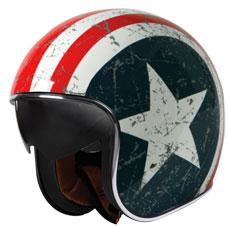 Origine Sprint Rebel Star Jet Helmet