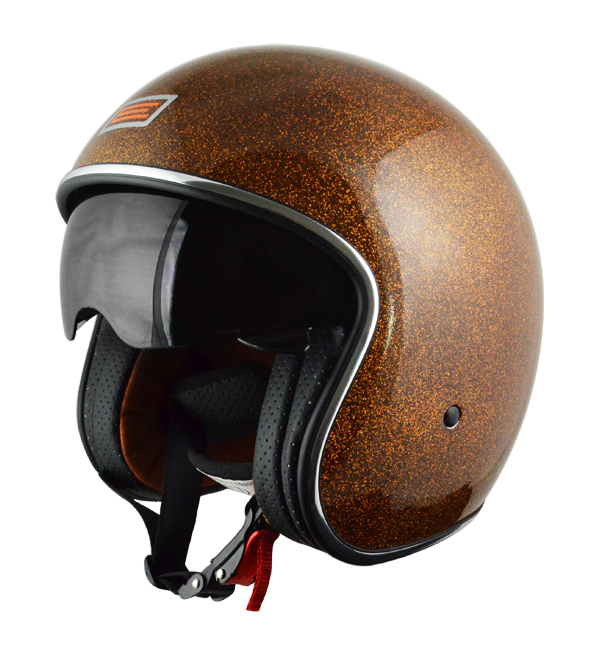 Casco jet Origine Sprint Rootberry