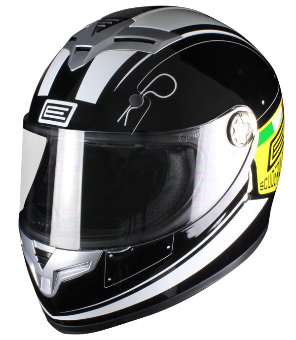 Origine Golia Scuderia Full face helmet Black
