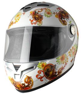 Origine Golia Primavera Full face helmet White