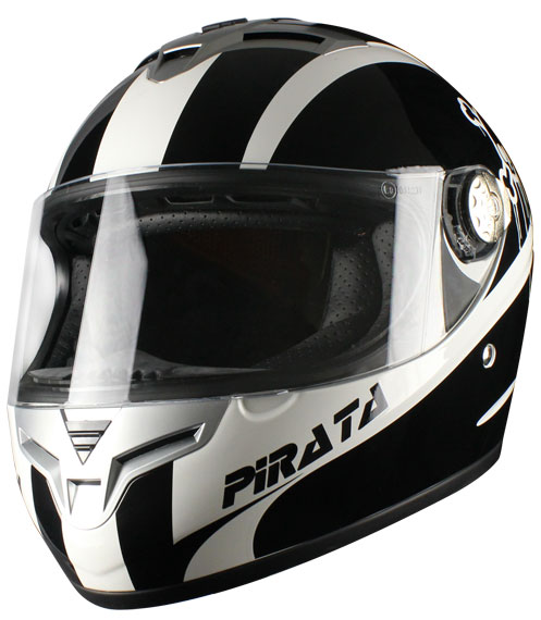 Origine Golia Pirata Full face helmet White