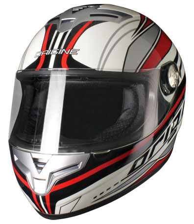 Origine Golia Perseo Full face helmet Red