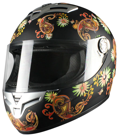 Origine Golia Primavera Full face helmet Black