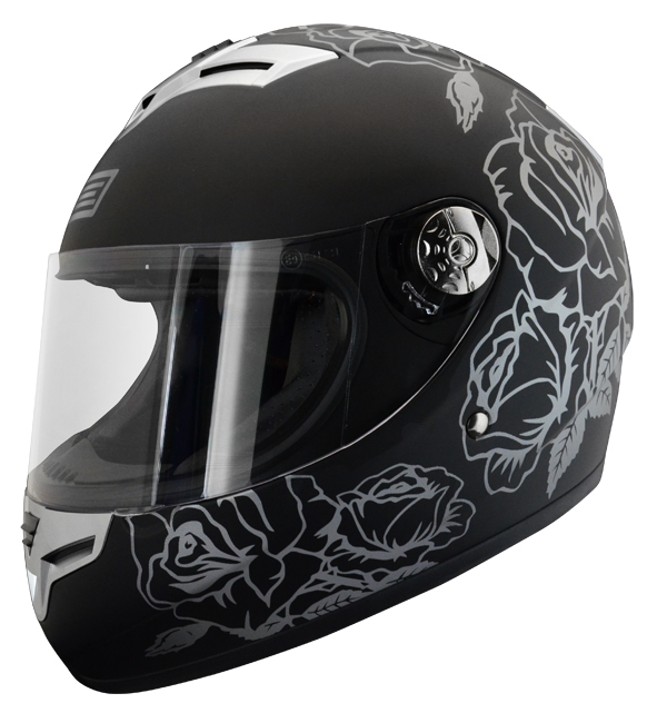 Casco integrale Origine Golia Red Rose