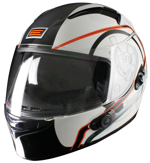 Casco integrale Origine Vento 2 Comp con interfono Blinc G2