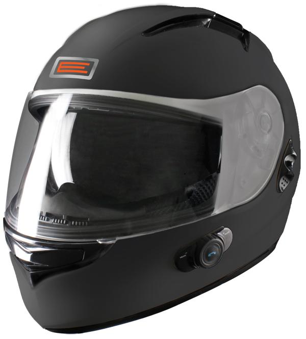 Origine Vento 2 Full face helmet intercom  Blinc G2 Black Matt