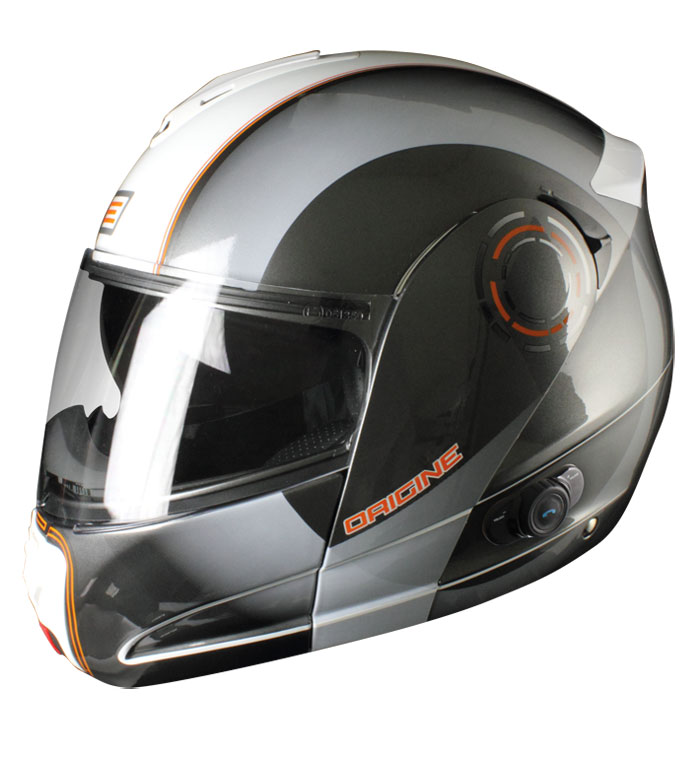 Origine Tecno Touring Modular helmet with intercom Blinc G2